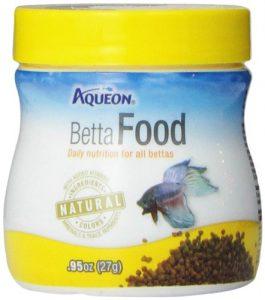 aqueon betta pellets