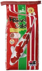 hikari gold pellets pond fish food