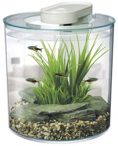 marina 360-degree aquarium starter kit