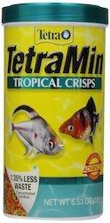 tetramin tropical crisps