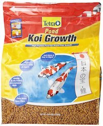 tetrapond koi growth sticks food