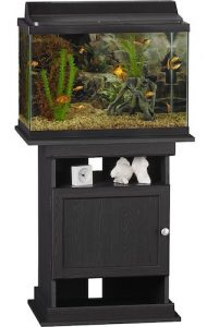 altra flipper wood aquarium stand m