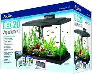 aqueon aquarium fish tank starter kits m