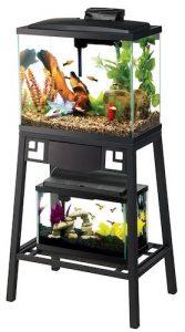 aqueon forge aquarium stand m