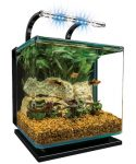 marineland contour glass aquarium kit 2.5 gallon