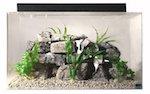 seaclear acrylic aquarium combo set s