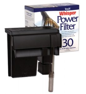 tetra whisper power filter