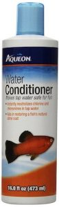 aqueon tap water conditioner