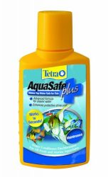 tetra aquasafe plus water treatment